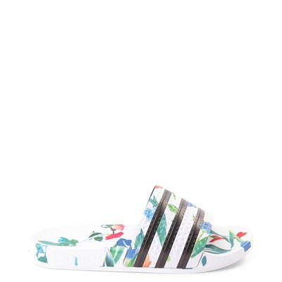 Main view of Womens adidas Adilette Slide Sandal