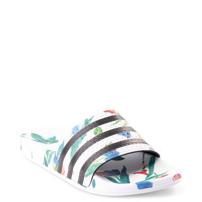 Alternate view of Womens adidas Adilette Slide Sandal