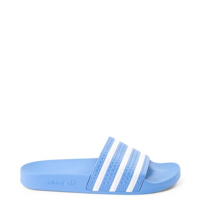 Main view of Mens adidas Adilette Slide Sandal