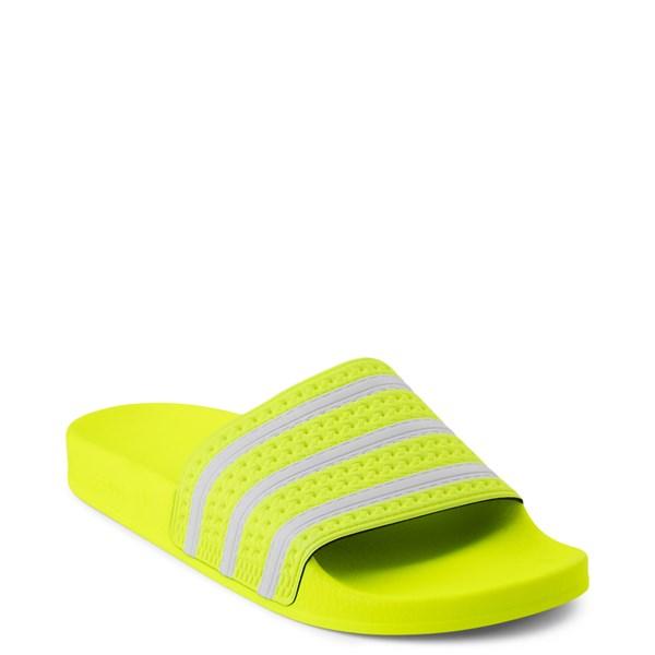 alternate view Mens adidas Adilette Slide SandalALT1