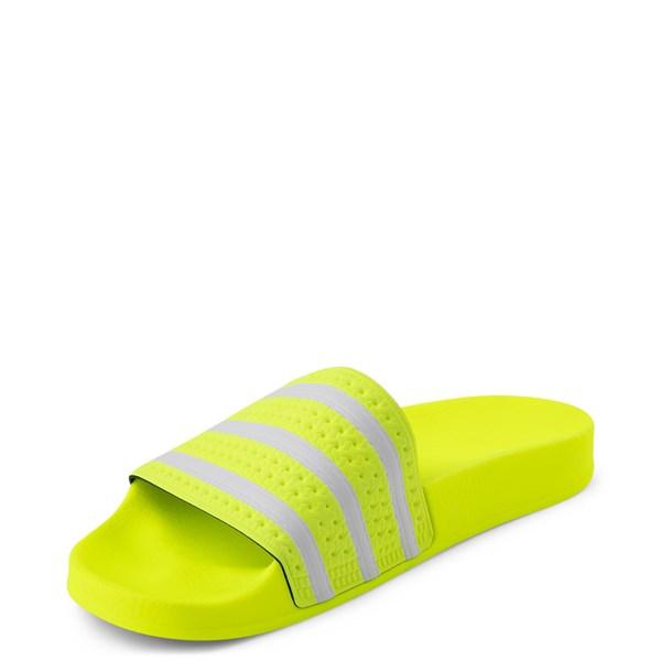 alternate view Mens adidas Adilette Slide SandalALT3