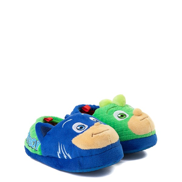 alternate view PJ Masks Slippers - Boys ToddlerALT1