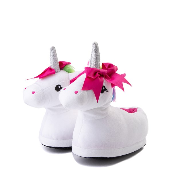 alternate view Unicorn Slippers - Little Kid / Big KidALT3