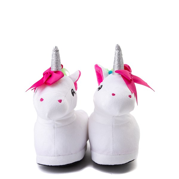 alternate view Unicorn Slippers - Little Kid / Big KidALT4