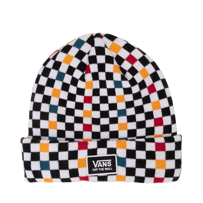 Main view of Vans Checkerboard Beanie - Multi