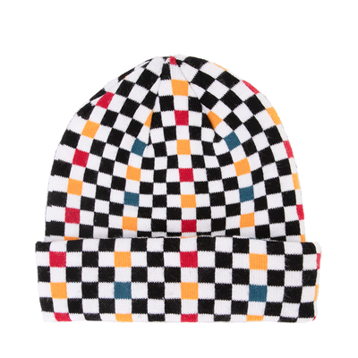Alternate view of Vans Checkerboard Beanie - Multi