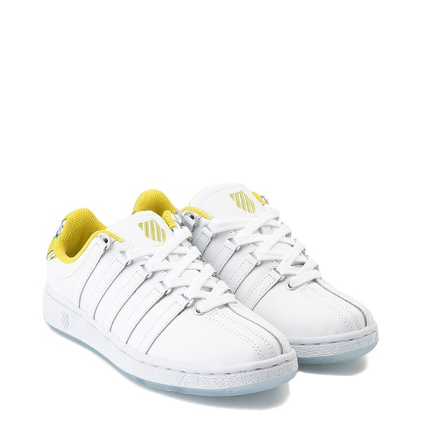 alternate view Womens K-Swiss Classic VN Clueless Athletic ShoeALT1B