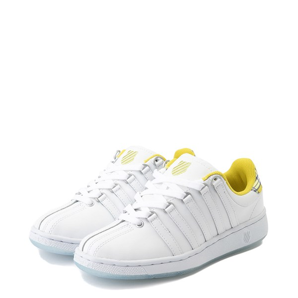 alternate view Womens K-Swiss Classic VN Clueless Athletic ShoeALT3