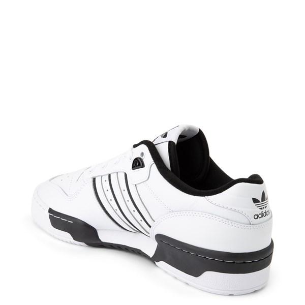 alternate view Mens adidas Rivalry Low Athletic ShoeALT2
