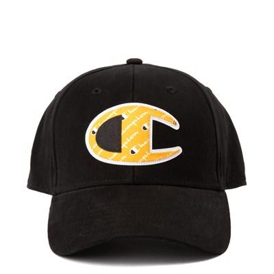 Main view of Champion Script Logo Patch Snapback Cap