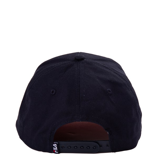 alternate view Fila Structured Snapback Cap - NavyALT1