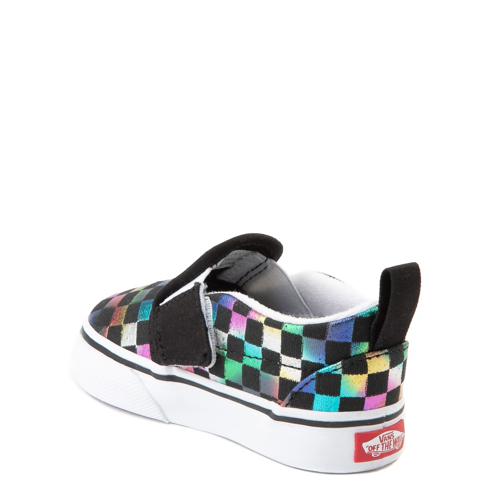 vans slip on shoes for kids
