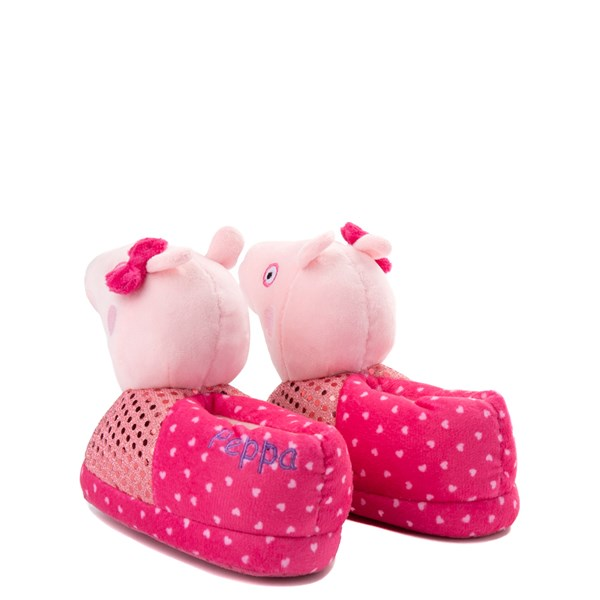 alternate view Peppa Pig Oink Slippers - Toddler - PinkALT2