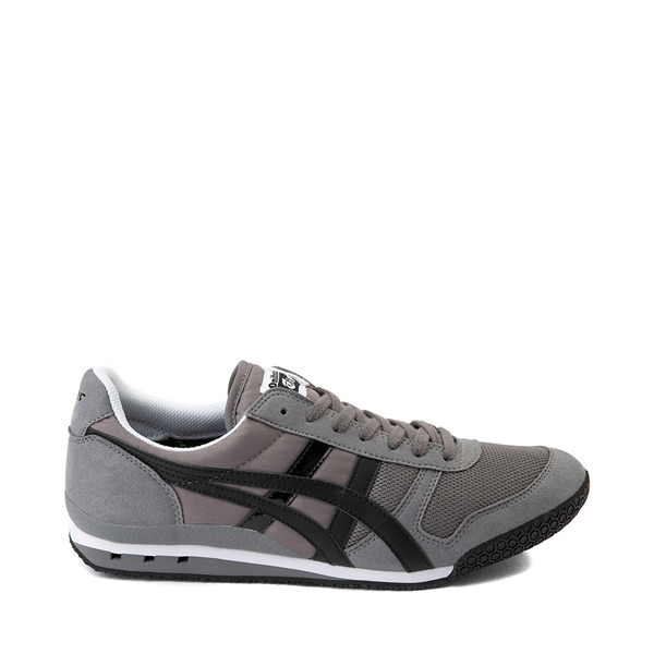 Main view of Mens Onitsuka Tiger Ultimate 81 Athletic Shoe - Charcoal / Black