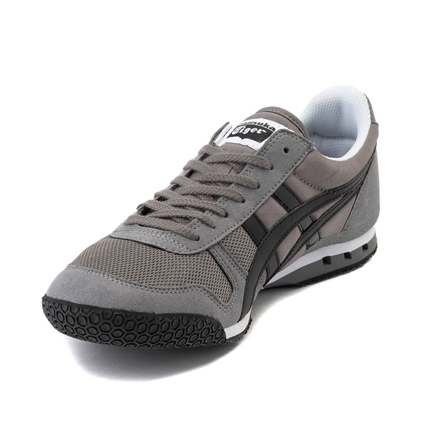 alternate view Mens Onitsuka Tiger Ultimate 81 Athletic Shoe - Charcoal / BlackALT2