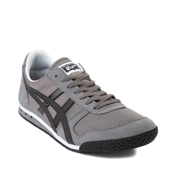 alternate view Mens Onitsuka Tiger Ultimate 81 Athletic Shoe - Charcoal / BlackALT5