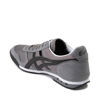 Alternate view of Mens Onitsuka Tiger Ultimate 81 Athletic Shoe - Charcoal / Black