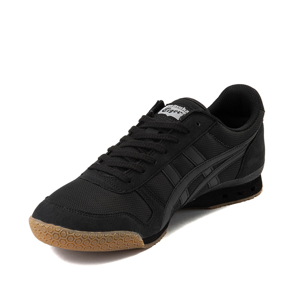 alternate view Mens Onitsuka Tiger Ultimate 81 Athletic Shoe - Black / GumALT2