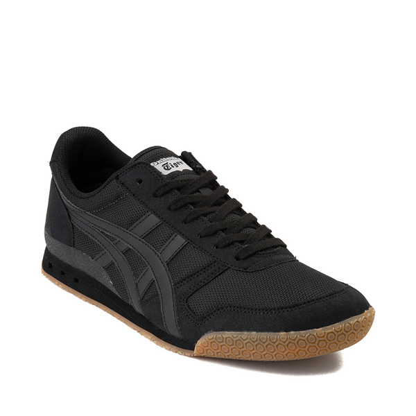 alternate view Mens Onitsuka Tiger Ultimate 81 Athletic Shoe - Black / GumALT5