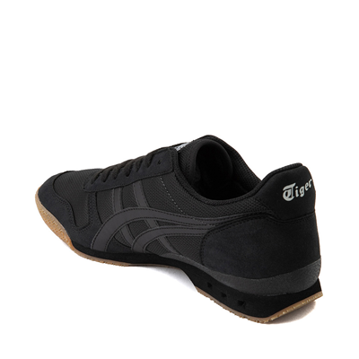 Alternate view of Mens Onitsuka Tiger Ultimate 81 Athletic Shoe - Black / Gum