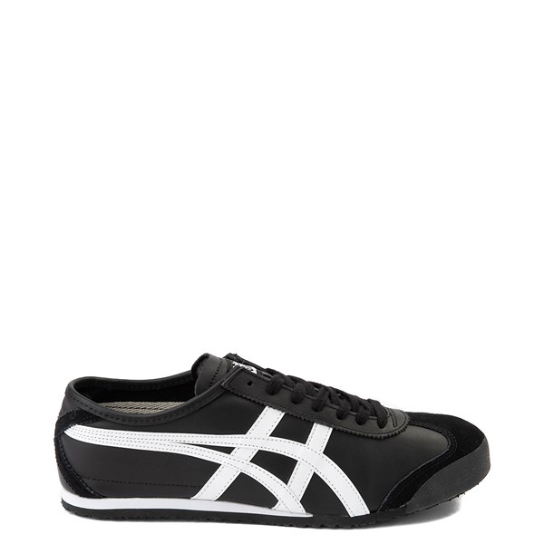 Mens Onitsuka Tiger Mexico 66 Athletic Shoe - Black / White