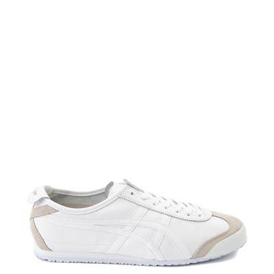 Main view of Mens Onitsuka Tiger Mexico 66 Athletic Shoe - White