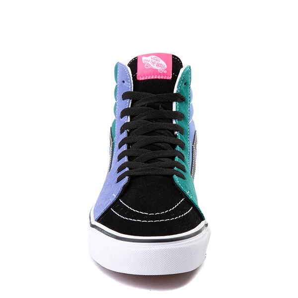 alternate view Vans Sk8 Hi Mix & Match Skate Shoe - MultiALT4