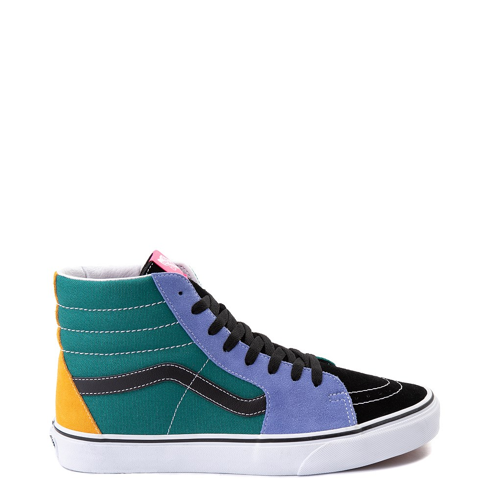Vans Sk8 Hi Mix & Match Skate Shoe - Multi