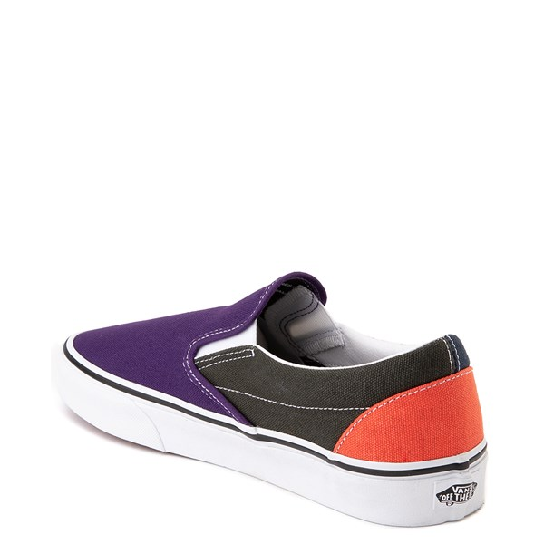 alternate view Vans Slip On Mix & Match Skate Shoe - MultiALT2