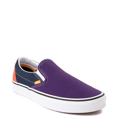 Alternate view of Vans Slip On Mix & Match Skate Shoe - Multi