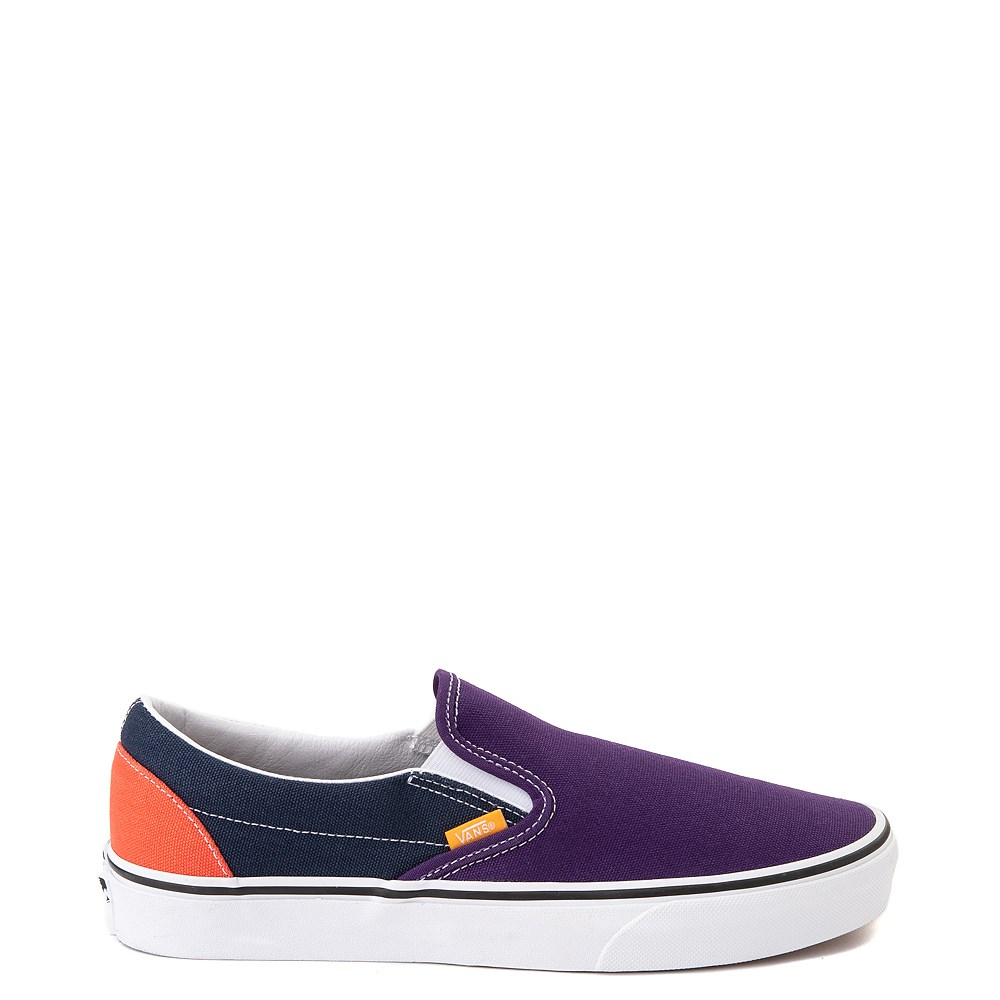 purple vans journeys