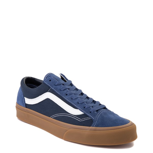 alternate view Vans Style 36 Skate Shoe - True Navy / Dress BluesALT1