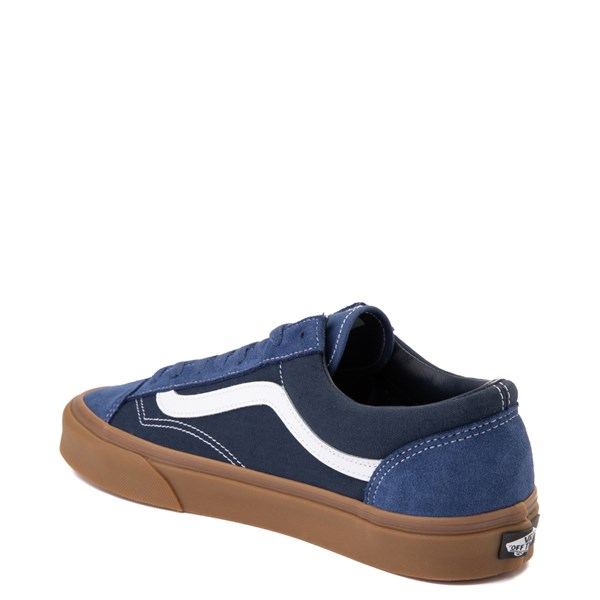 alternate view Vans Style 36 Skate Shoe - True Navy / Dress BluesALT2