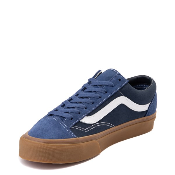 alternate view Vans Style 36 Skate Shoe - True Navy / Dress BluesALT3