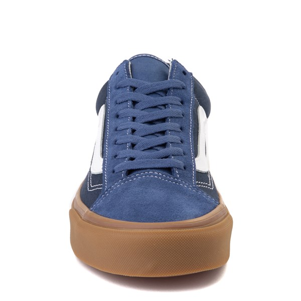 alternate view Vans Style 36 Skate Shoe - True Navy / Dress BluesALT4