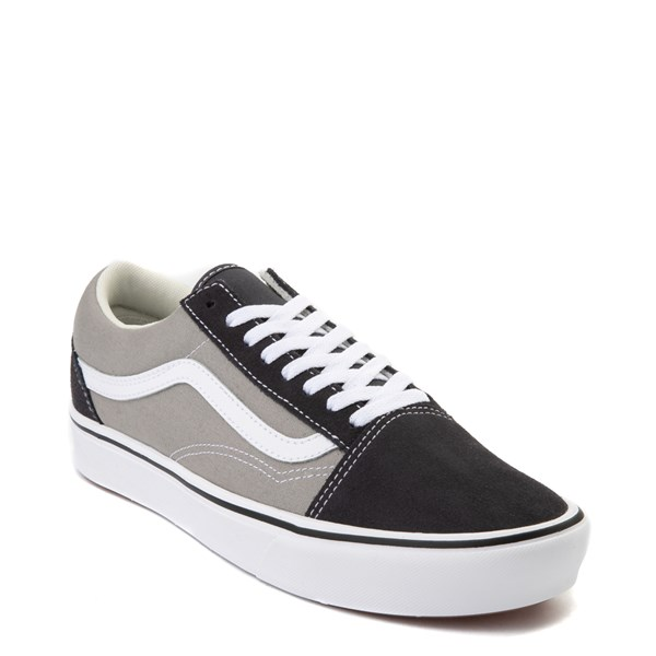 Alternate view of Vans Old Skool ComfyCush® Skate Shoe - Asphalt / Drizzle Gray