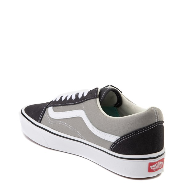alternate view Vans Old Skool ComfyCush® Skate Shoe - Asphalt / Drizzle GrayALT2
