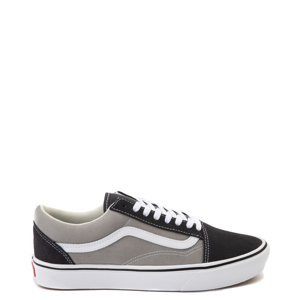 Vans Old Skool ComfyCush® Skate Shoe - Asphalt / Drizzle Gray
