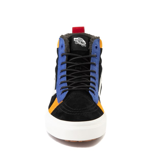 alternate view Vans Sk8 Hi 46 MTE DX Skate Shoe - Black / MultiALT4