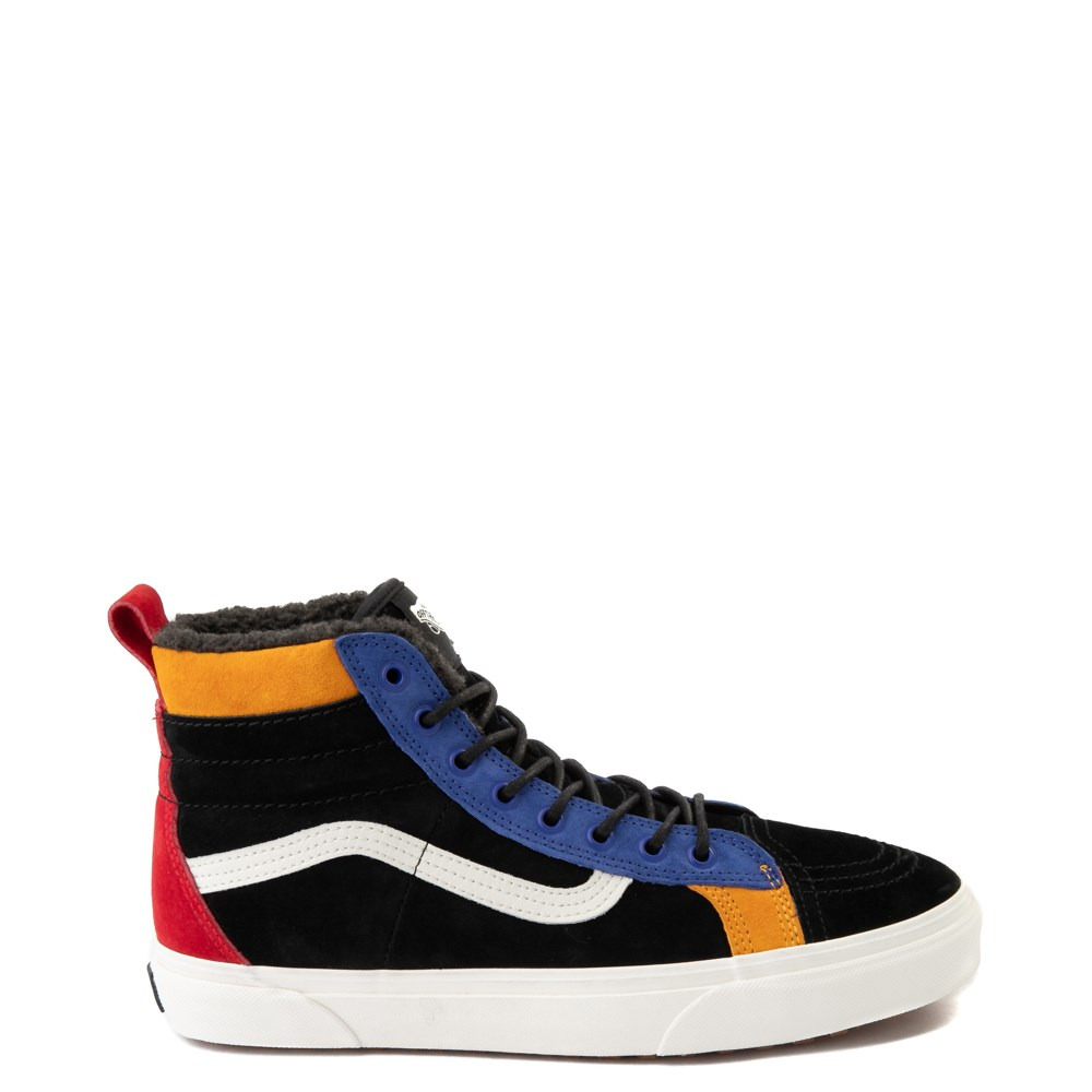 Vans Sk8 Hi 46 MTE DX Skate Shoe - Black / Multi