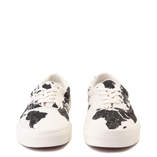 "alternate view Vans Era ""Save Our Planet"" Skate Shoe - White / BlackALT4"