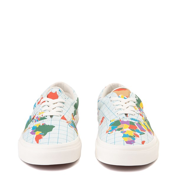"alternate view Vans Era ""Save Our Planet"" Skate Shoe - White / MultiALT4"