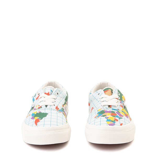 "alternate view Vans Era ""Save Our Planet"" Skate Shoe - Little Kid - White / MultiALT4"