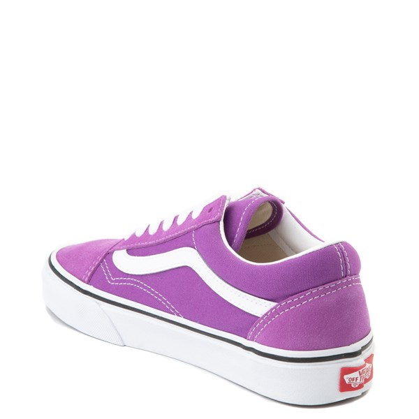 alternate view Vans Old Skool Skate Shoe - Dewberry PurpleALT2