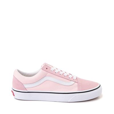 Main view of Vans Old Skool Skate Shoe - Blushing Pink