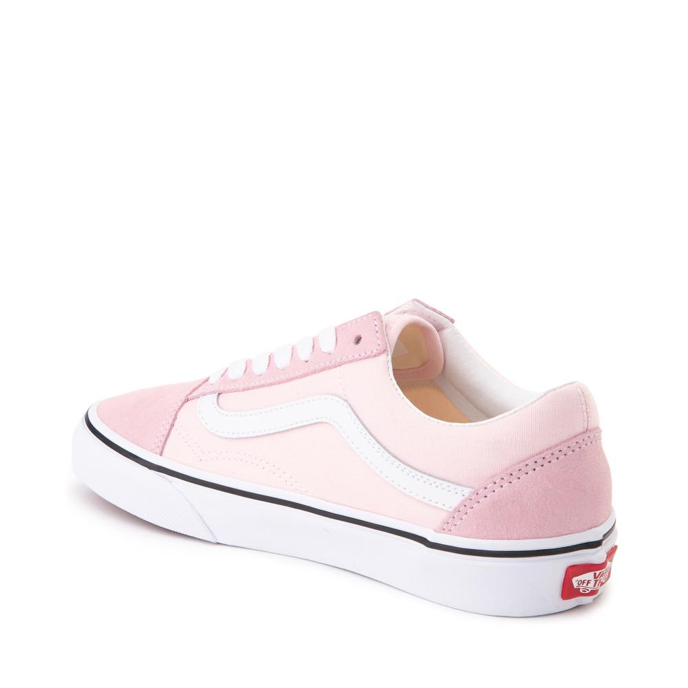 ensayo Soplar servidor  Vans Old Skool Skate Shoe - Blushing Pink | Journeys