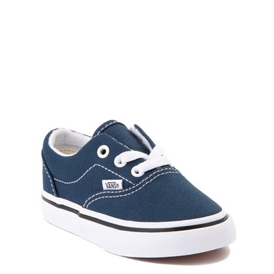 Alternate view of Vans Era Skate Shoe - Baby / Toddler - Gibraltar Sea