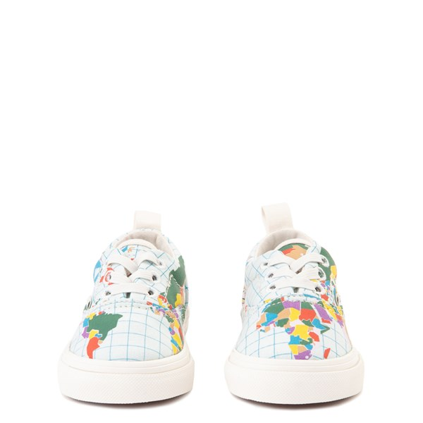 "alternate view Vans Era ""Save Our Planet"" Skate Shoe - Baby / Toddler - White / MultiALT4"