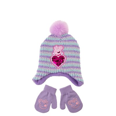 Main view of Peppa Pig Pom Beanie - Little Kid
