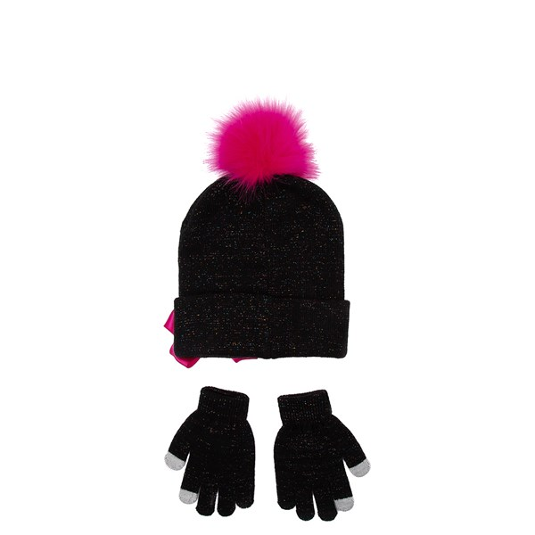 alternate view JoJo Siwa™ Pom Beanie - Little KidALT1